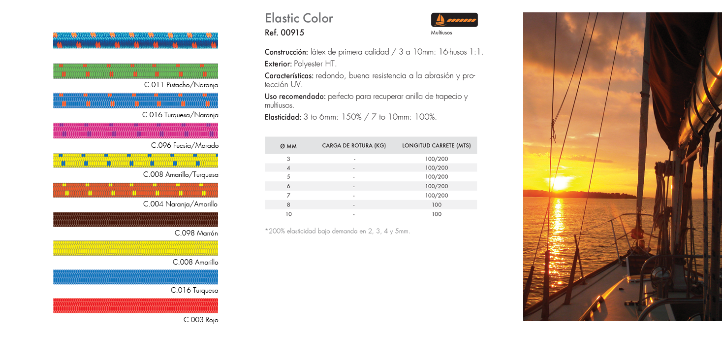 Elastic Color
