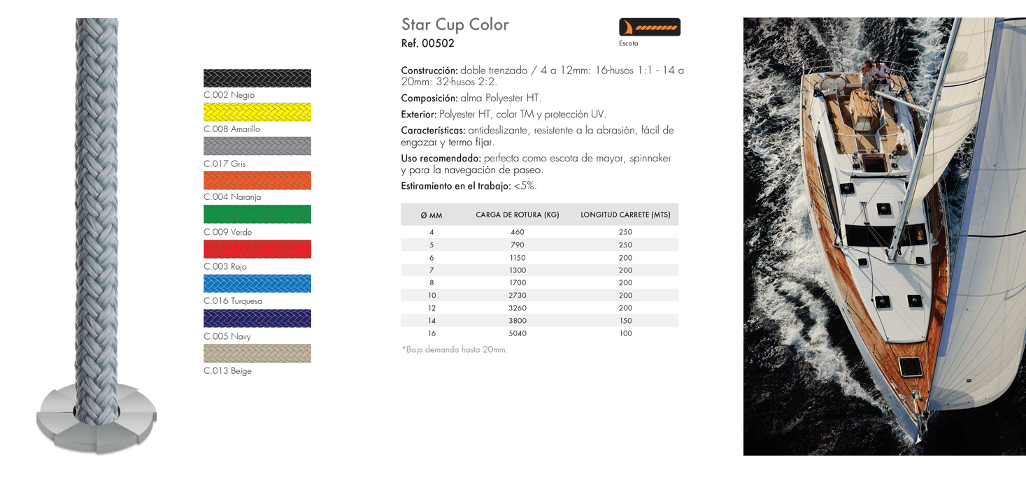Star Cup Color